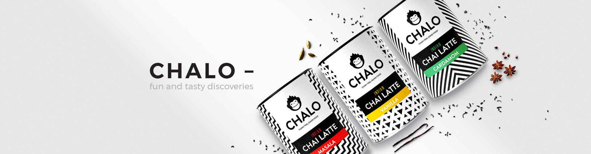Chalo – fun and tasty discoveries