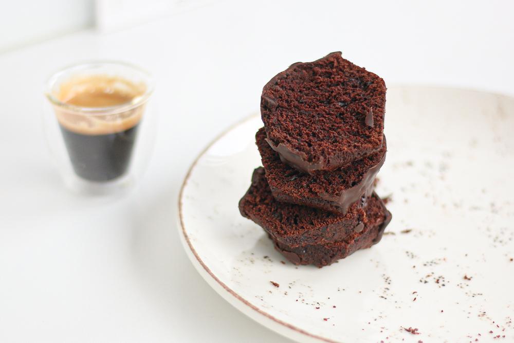 Brownie with Chalo chai powder