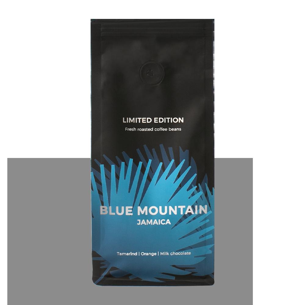 "Single origin coffee beans ""Jamaica Blue Mountain"", 250 g"