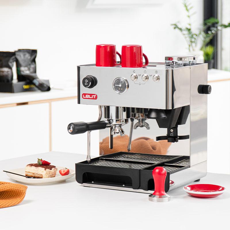 Semi-automatic (manual) espresso machines