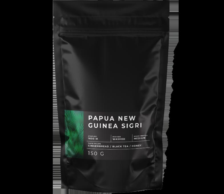 Papua New Guinea Sigri