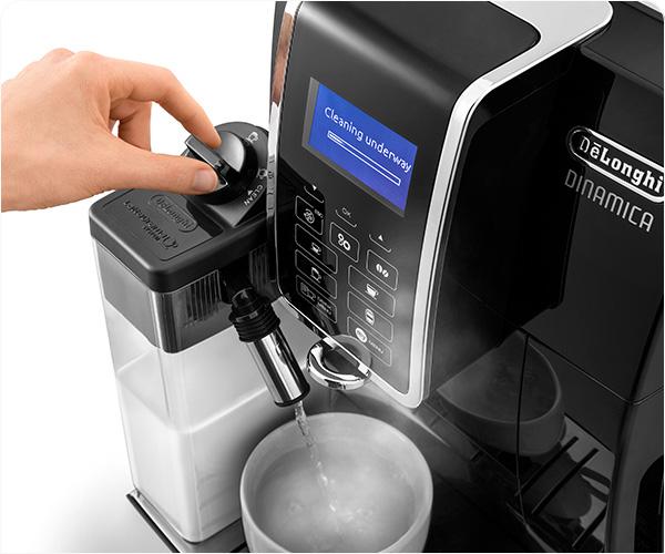 "Automatic milk system ""LatteCrema"""