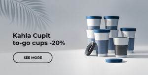 Kahla Cupit to-go cups -20%