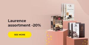 Laurence assortment -20%