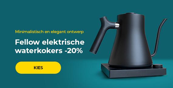 Fellow elektrische waterkokers -20%